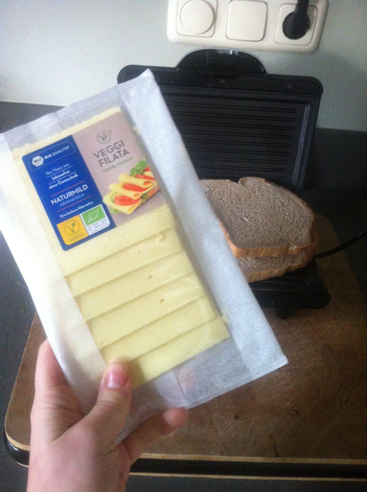 Een klein experiment: Veganistische kaas