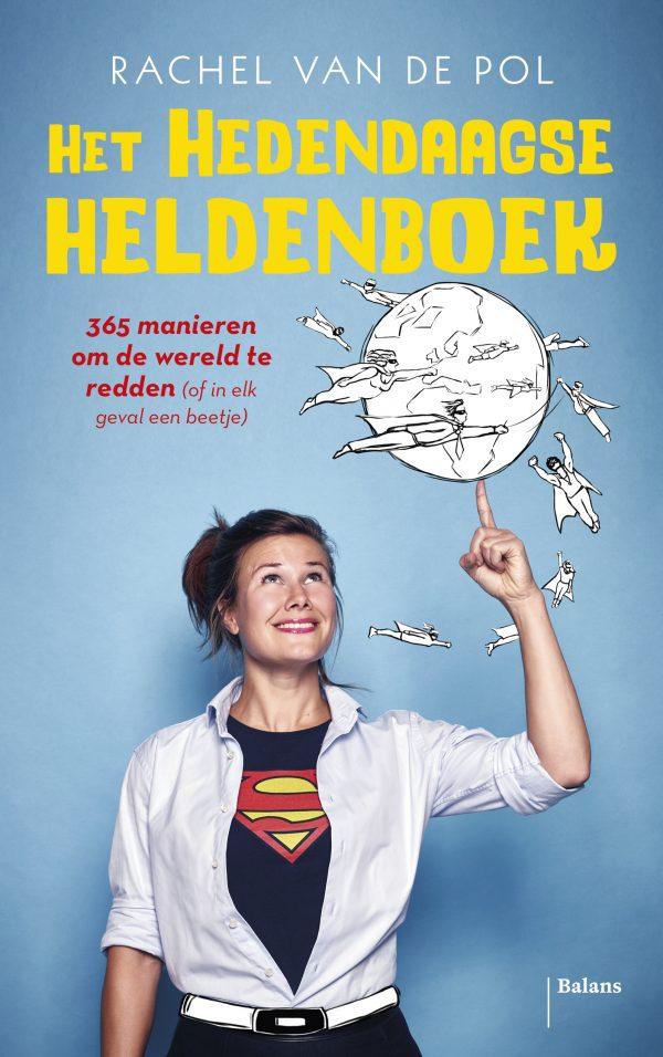 Leestip: Het Hedendaagse Heldenboek