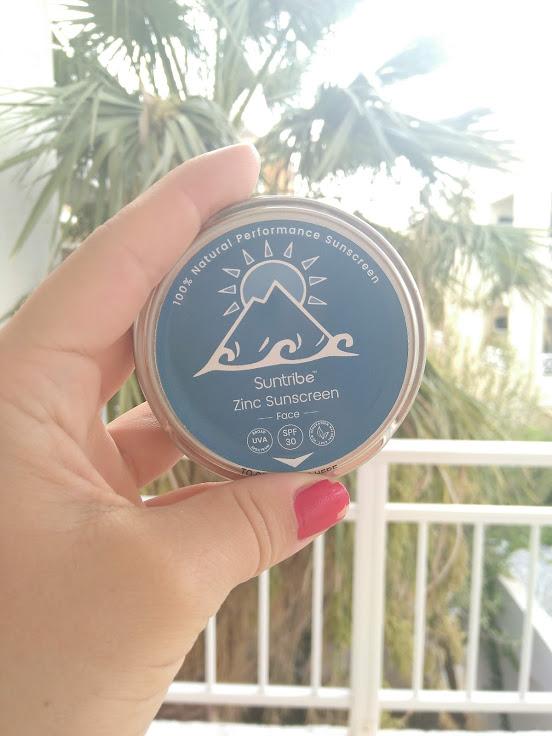 Sustainable sunscreen: Suntribe