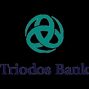 Een groene bankpas: Triodos