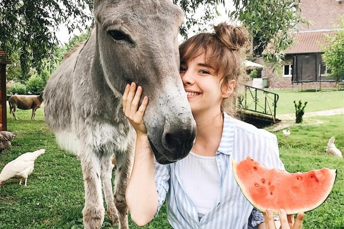 My favorite Youtube channels: Sofie Senden and The Messy Minimalist