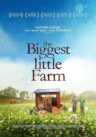 Film about sustainable farming: The Biggest Little Farm
