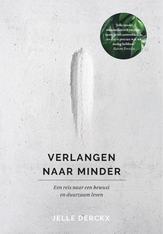 Book about minimalism: Verlangen naar Minder