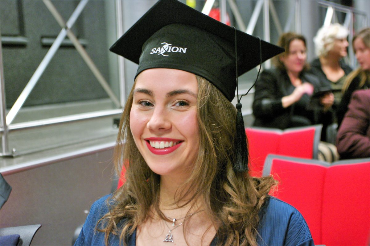 Eco-positive weekly diary #116: Graduation in a borrowed dress from the fashion library
